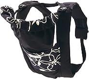 日本 Eightex 兒童背帶 (適用年齡:0-3歲) 黑色花紋