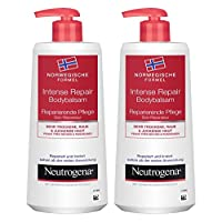 Neutrogena 露得清 Norwegische Formel 深层保湿身体乳液