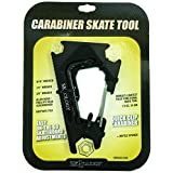 SK8OLOGY CARABINER SKATE TOOL 2.0 SK8CARA2.0 BK/BK