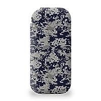 IQOS保护套 *保护 数码迷彩灰色