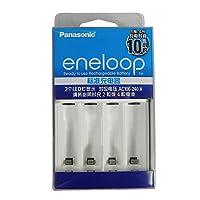 eneloop 松下爱乐普(eneloop)BQ-CC51C 标准充电器新包装随机发货