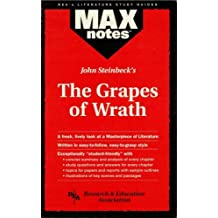 The Grapes of Wrath (MAXNotes Literature Guides) (English Edition)