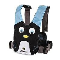 LittleLife 英国动物造型幼儿防走失胸背带 小企鹅