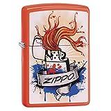 Zippo 标志设计打火机