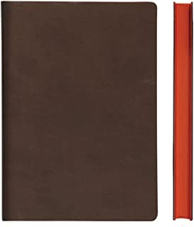 Daycraft 德格夫 旗艦系列筆記本 - A5, 咖色