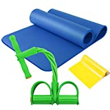 KANSOON 凯速 中性 NBR瑜伽垫 家用健身垫 环保无味 高回弹 (供应商直送)
