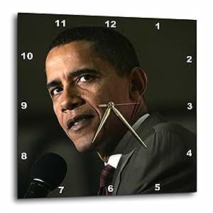 DPP 3865非洲 americans–巴拉克 Obama–壁挂钟