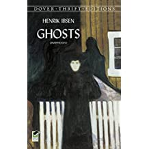 Ghosts (Dover Thrift Editions) (English Edition)