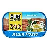 BonAppetit 棒滋味 盐水浸金枪鱼罐头120g(葡萄牙进口)