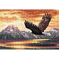 Dimensions Needlecrafts Counted Cross Stitch, Silent Flight