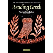 Reading Greek: Text and Vocabulary (English Edition)
