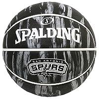 SPALDING 篮球 2019 NBA *大理石 橡胶 7号球 84-099J 篮球 84-099J