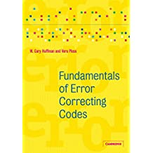 Fundamentals of Error-Correcting Codes (English Edition)