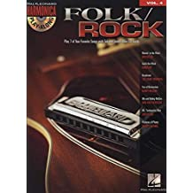 Folk/Rock: Harmonica Play-Along Volume 4 (English Edition)