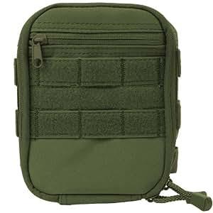 Condor Sidekick 实用袋战术狩猎 MOLLE 保护套通用支架橄榄色 Condor 出品