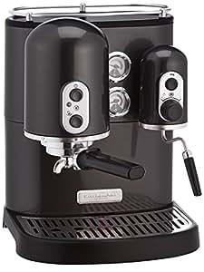 KitchenAid 咖啡机工匠玛瑙黑