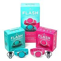 Misfit Flash 2 件装 Reef and Fuchsia L1 活动追踪器健身带