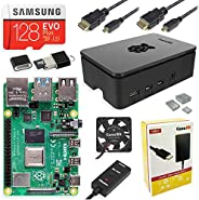 CanaKit Raspberry Pi 4 Extreme Kit - 128GB 版 8GB RAM