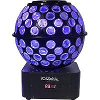 Ibiza Light & Sound STARBALL-GB LED 射灯球带射灯和高宝,240 x 240 x 315 毫米