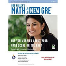 New GRE, Miller's Math (GRE Test Preparation) (English Edition)