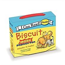Biscuit: More Phonics Fun