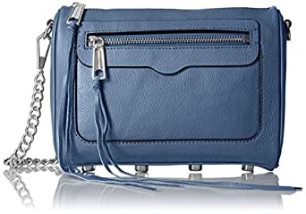 Rebecca Minkoff Avery Crossbody Deep Denim 单一尺寸