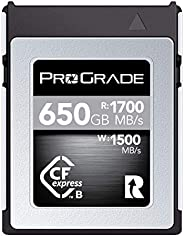 ProGrade Digital CFExpress B 型存儲卡(鈷) 325GB