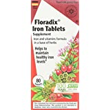 Flora Salus-Haus 铁元片 80片