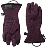 Outdoor Research 儿童 Flurry Sensor Gloves 疾风抓绒传感手套 244894-0560 紫色 S