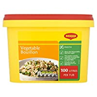 MAGGI Gluten Free Vegetable Bouillon, 2 kg