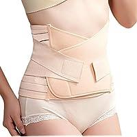 束腰带,SIRA 可调节束腰训练带腹部*缠绕,适合女士和男士,弹性材料,(中性)