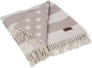 Lexington 图标旗帜 DNPL 白色和米色 170x130x0.2 cm 10004010 1620-TH10