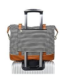 女式女式周末包夜随身携带手提包手提行李袋