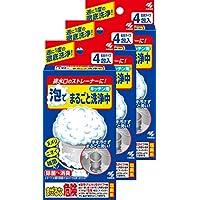 小林制药 通过泡沫完全洗净 4包 3個 3