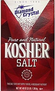 Kosher Salt 1.36kg - 美国