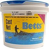 Betts 10PM Old Salt 单色渔网