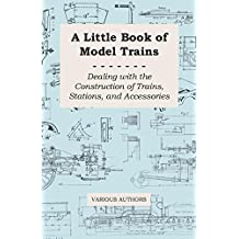 A Little Book of Model Trains - Dealing with the Construction of Trains, Stations, and Accessories (English Edition)