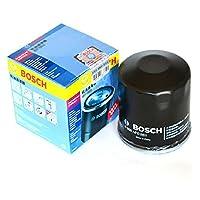 Bosch博世机油滤清器0986AF0067 丰田兰德酷路泽4.5机油格;大众帕萨特(B5) 领驭1.8T机油滤芯;奥迪A4(B7) 1.8T(03~08);奥迪100 2.6;200 1.8T/2.6机滤; 福特探险者4.0;福睿斯2.0机油滤清器 比翼汽车