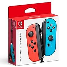 Nintendo 任天堂 Joy-Con 手柄 左/右 红/蓝