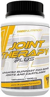 Trec Nutrition Joint Therapy Plus Gelenke Knochen Supplement Fördert Heilung und Wiederaufbau Sport Bodybuilding 60 Kapseln