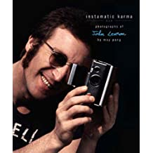 Instamatic Karma: Photographs of John Lennon (English Edition)