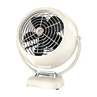 Vornado VFAN Jr. 复古空气循环器 复古白色 6.1 x 10.1 x 11.4 inches CR1-0224-75
