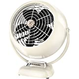 Vornado Vfan Jr. Vintage Air Circulator, Vintage White
