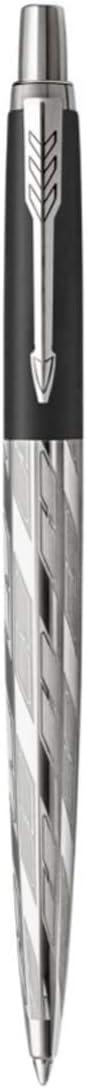 Parker 派克 Jotter 乔特 特别版圆珠笔,后现代黑色,M号(0.7mm)蓝色笔芯,礼盒装(2025829)