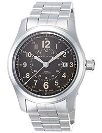 [HAMILTON]HAMILTON 手表 卡其色 菲尔德 自动 机械式自动上弦 H70605193 男款 【正规进口商品】