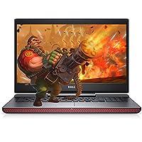 戴尔DELL INS15-7567湛黑版15.6英寸笔记本i7-7700HQ 8G 1T+128G固态GTX1050ti