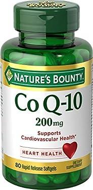 Nature's Bounty 自然之宝 辅酶Q10软胶囊 200 mg