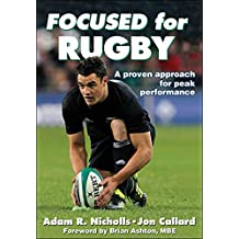 Focused for Rugby (Focused for Sport) (English Edition)