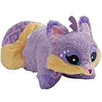 "Pillow Pets Animal Jam 可爱填充动物毛绒玩具 36 months to 1188 months 16"", Super Soft Stuffed Animal Plush Toy Fox"