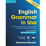 English Grammar in Use Book with Answers and Interactive eBook: Self-Study Reference and Practice Book for Intermediate Learners of English(封面样式 随机发货)
